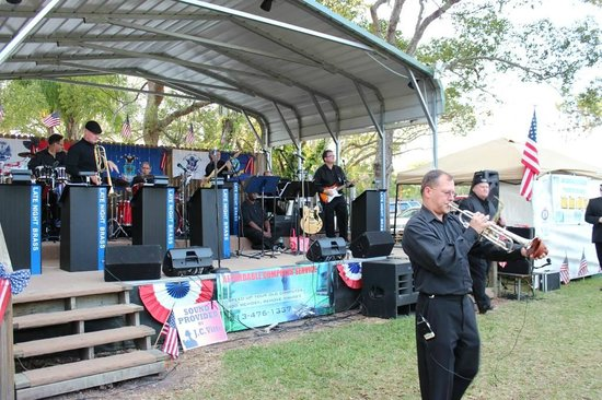 Lutz, FL: Blues Festival 2012