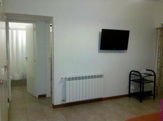 Foto de Bristol Condominio Apart Hotel, Mar del Plata: comedor y ...