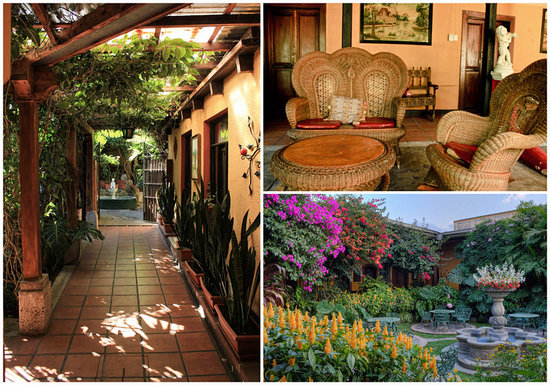 Hotel Casa Antigua: Nice hotel