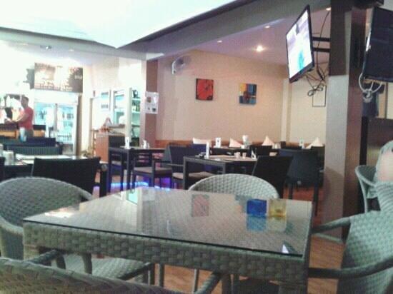 Scandic Grill & Bar: Im Restaurant
