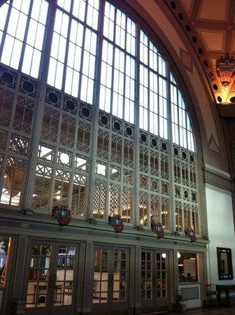 Chattanooga Choo Choo: Lobby Interior