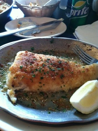The Daily Catch: fried haddock