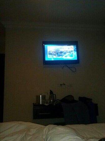 Avila Hotel Panama: foto de la.habitacion
