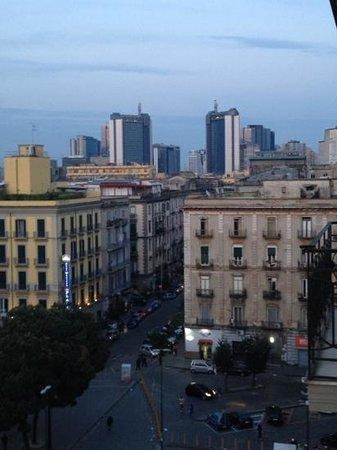 Hotel Garden Napoli : vista dalle camere