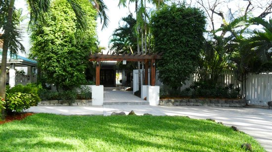 Victoria House Resort & Spa: Entrance