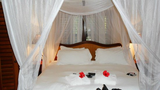 Victoria House Resort & Spa: Plantation bedroom