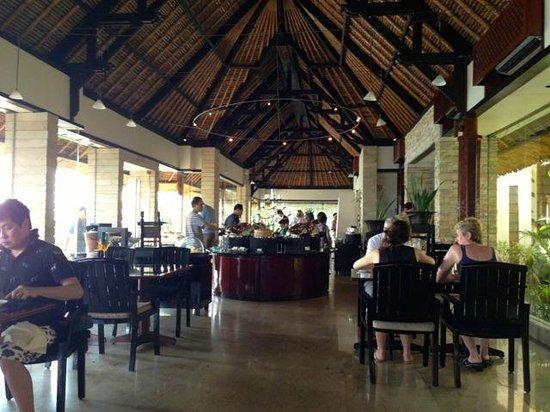 Banyan Tree Bintan: Treetops Restaurant