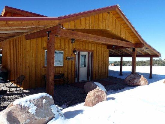 Morris' Last Resort: Vista Cabin