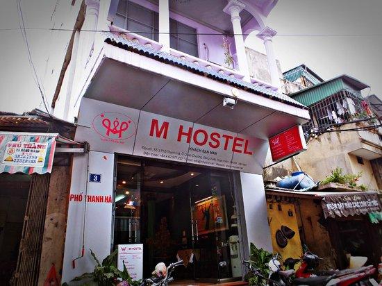 Hanoi Winter Hostel: Front of House