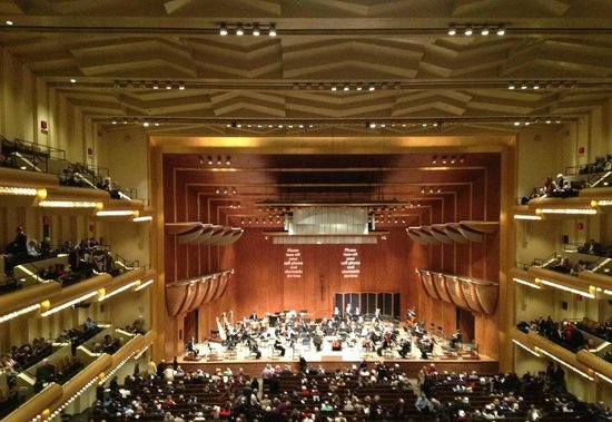 Lincoln Center for the Performing Arts: Orchestra Hall