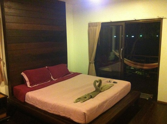 High Life Bungalow Resort: Chambre deluxe