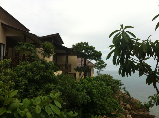 High Life Bungalow Resort: Photo plage