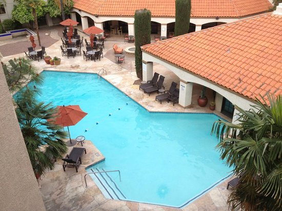 Sheraton Tucson Hotel And Suites Pool