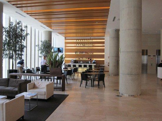 Hotel Atton San Isidro: Lobby