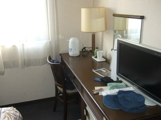 Hiroshima Pacific Hotel: ホテル室内