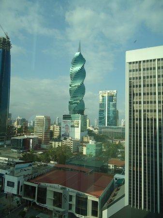 Sercotel Panama Princess : Vista desde la Habitacion