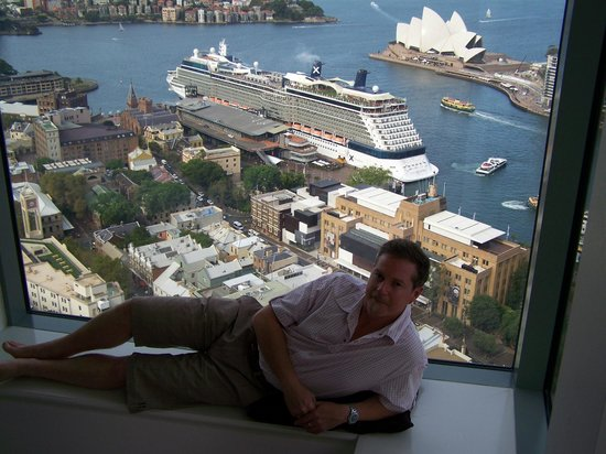 Shangri-La Hotel Sydney: Rm3013 Never get tired of that view