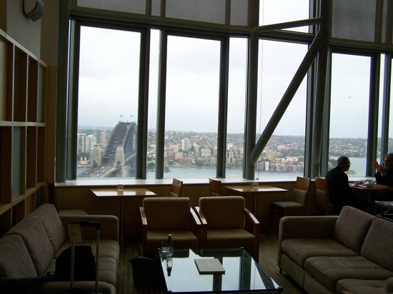 Shangri-La Hotel Sydney: Horizon Club for Breakfast