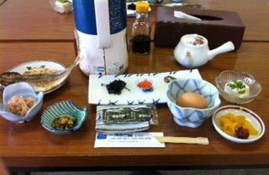 Masagoya: 美味しい朝食