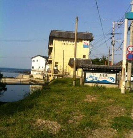 Masagoya: 旅館の外観