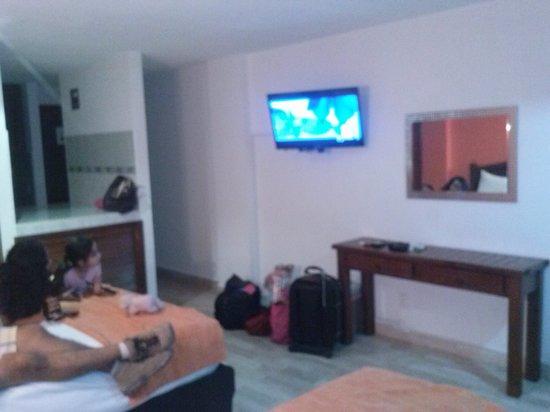 Calypso Hotel: hab doble
