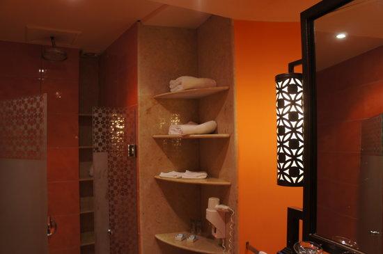 Ibis Styles Dahab Lagoon: the shower