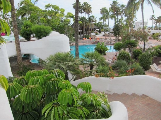 Zimmer picture of hotel jardin tropical costa adeje for Jardin tropical costa adeje