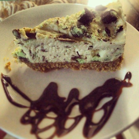Sheehan's : Step in today and try our homemade Mint Aero Cheesecake.