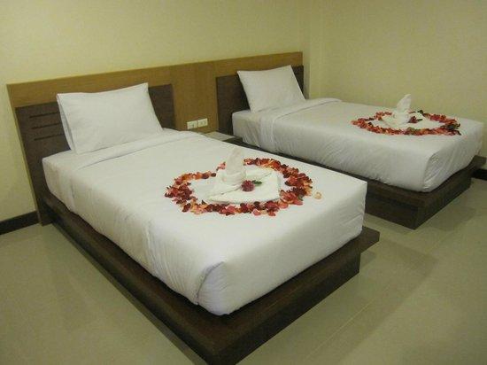 Cordelia Chiangrai: Standard Twin Bed