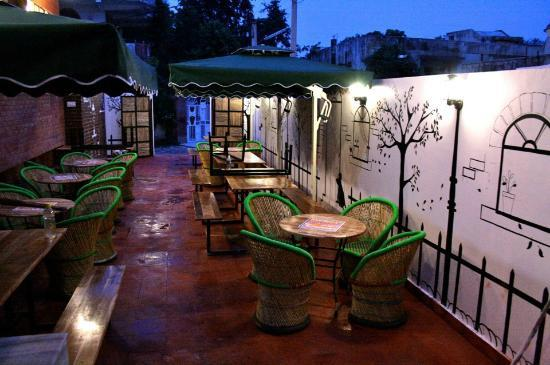 Chaisa: The soothing outdoor sitting.....