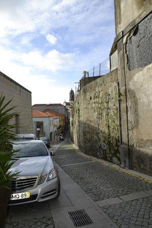 Vitoria Village: Fuori dall'albergo
