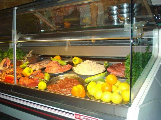 Da Pippo Trattoria: fresh food
