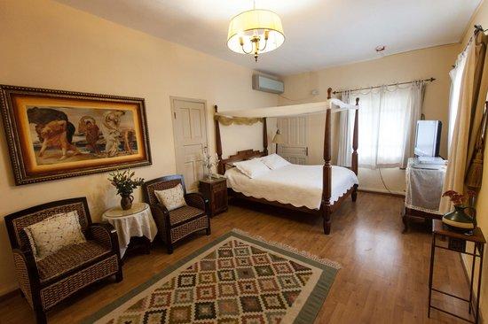 Auberge Shulamit : The mini suite
