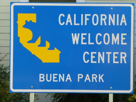 California Welcome Center - Orange County: 2013-03