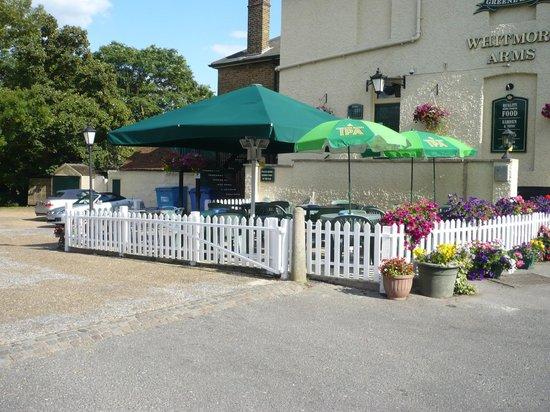 The Whitmore Arms Orsett Restaurant Bewertungen