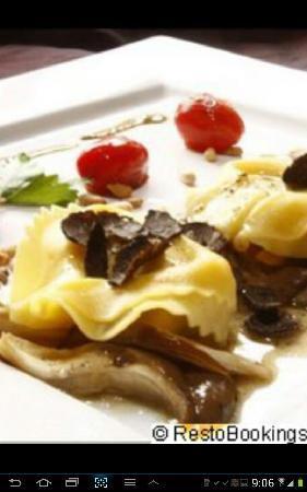 Antonio Morreale : ravioli truffe