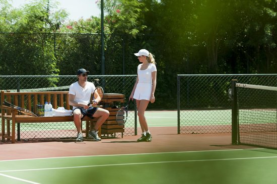 Sands Suites Resort & Spa: Tennis