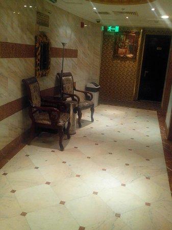 Zomurd Kartaj : Lift waiting Area