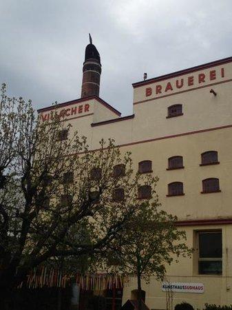 Villacher Brauhof: fuori dal biergarden
