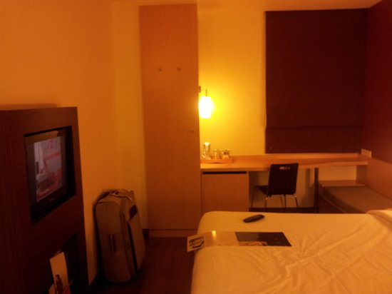 ibis Bangkok Nana: Twin Bed room
