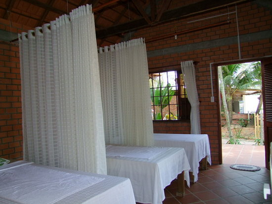 Phu Quoc Kim Bungalows On The Beach: Spa