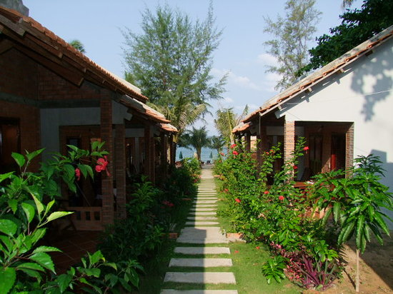 Phu Quoc Kim Bungalows On The Beach: Bungalows