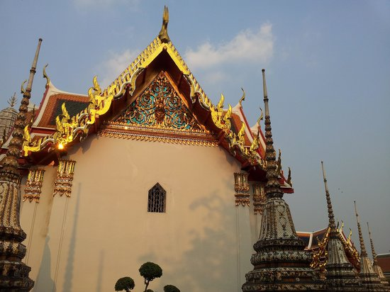 The Reclining Buddha - Picture of Temple of the Reclining Buddha (Wat Pho), B...