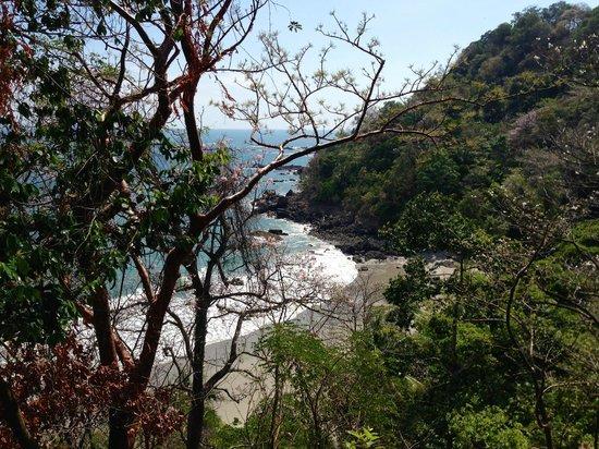 Arenas del Mar Beachfront and Rainforest Resort, Manuel Antonio, Costa Rica: Private Beach for Hotel Guests