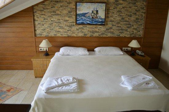 Mesken Hotel Gocek : Penthouse Room