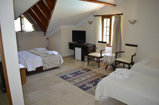 Mesken Hotel Gocek : Penthouse Family Room