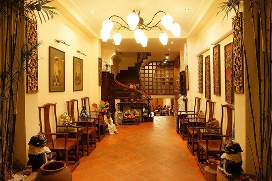 Classic Street Hotel : lobby