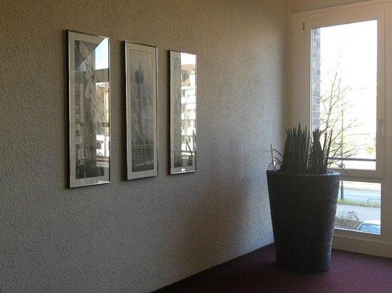 Auszeit Hotel Düsseldorf: Hoteldeko