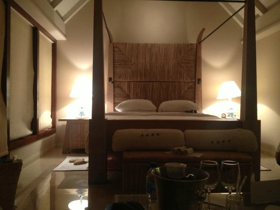 The Oberoi, Mauritius: bedroom