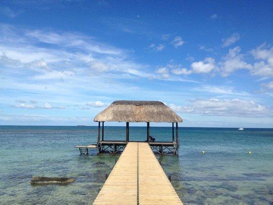 The Oberoi, Mauritius: Jetty